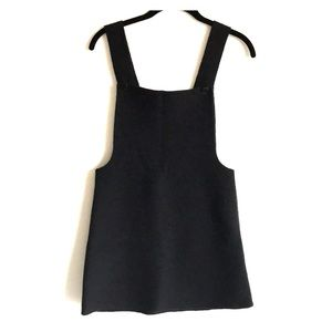 90s United Colors of Benetton boiled wool Pinafore